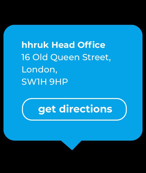 Head Office, 16 Old Queen Street, London SW1H 9HP