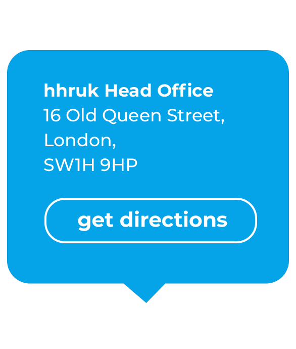 Head Office, 16 Old Queen Street, London SW1H 9HP